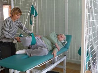 Rehabilitacja starszej osoby